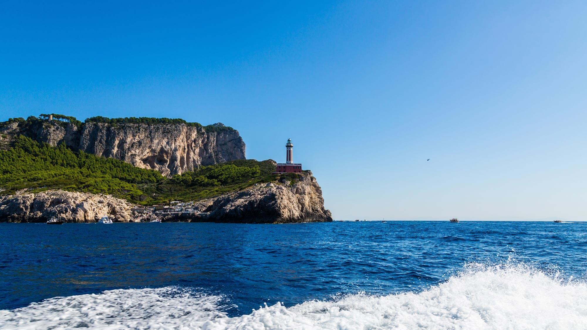 Capri Punta Carena