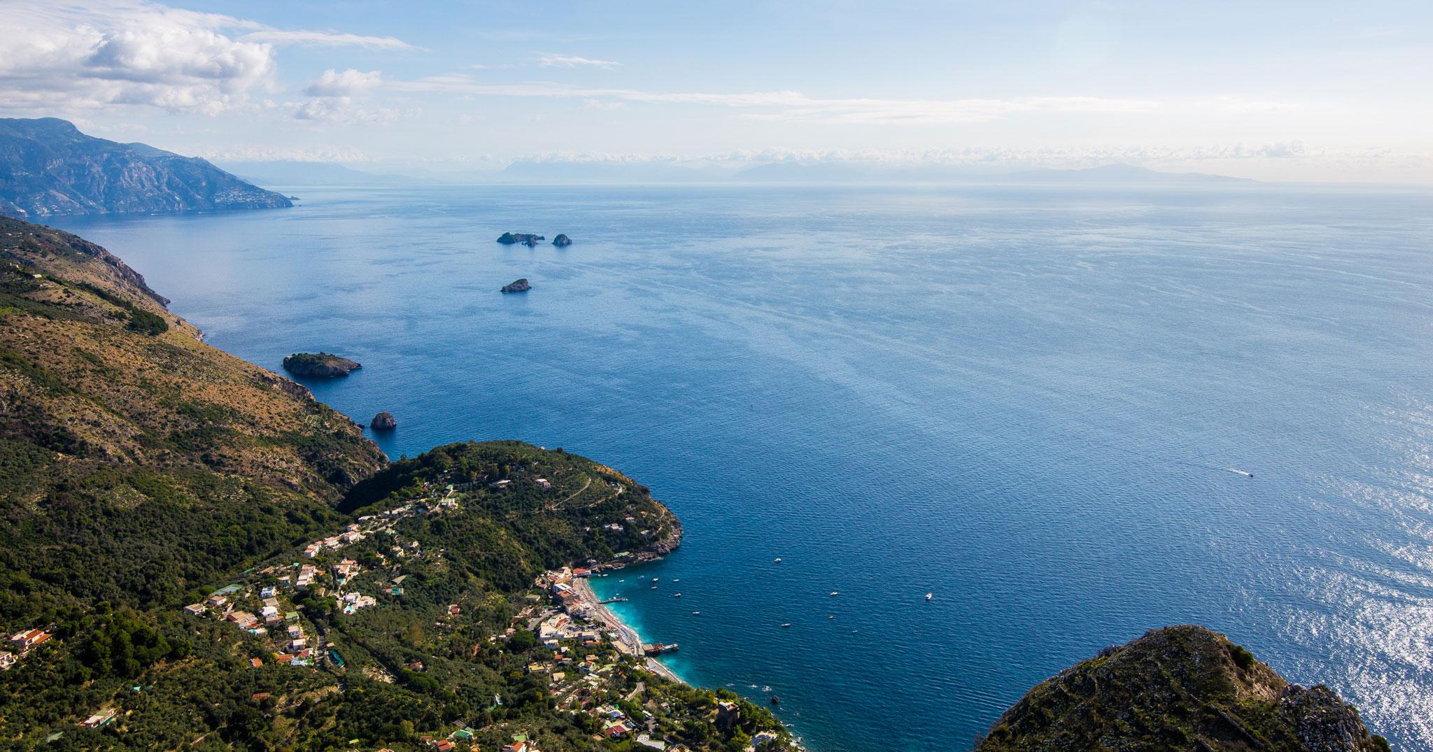 Amalfi coast boat excursion - Approdo